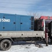 Аренда дизельного генератора 30,50,80,100 кВт фото