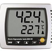 Измеритель температуры и влажности Testo 608-H1 фото