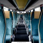 Перетяжка салона автобуса, Запорожье фото