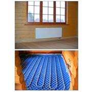 Отопление частного дома под ключ фото