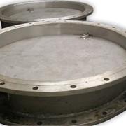 Клапаны пылегазовоздухопроводов круглые фото