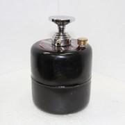 Бачок бензиновый железный черный фото