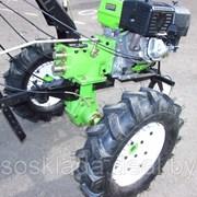 Мотоблок бензиновый Extel HD-1100 D Profi Line фото