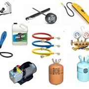 Компоненты для холодильного оборудования фото