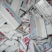 Закупаем отходы ПВХ (обрезь оконного профиля) фото
