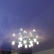 Натяжные потолки.Лаковый цветной.Ширина 200см фото