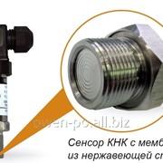 Преобразователь давления для вязких, загрязнённых сред с открытым сенсором ПД100-ДИ0,06-141-0,5 фото