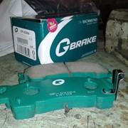 Колодки G-brake GP-02268 фото
