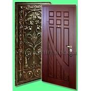 Металлическая входная дверь модель Эксклюзив фото
