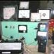 Наладка контрольно-измерительных приборов фото