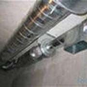 Установка систем вентиляции фото