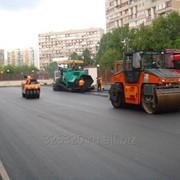 Строительство дорог Асфальтирование фото