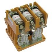 Контактор вакуумный CKJ5 250А(до ~1140 V), катушка ~220V, 2НО+2НЗ доп. контакта (аналог ВК49-250, КВТ) фото
