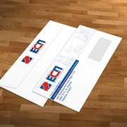 Печать на конвертах Харьков фото