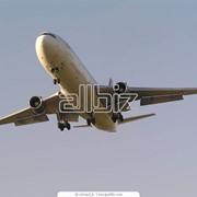 Доставка продукции авиационным транспортом фото