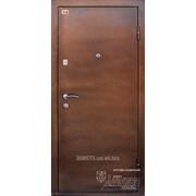 ULTRA МДФ/МОЛОТОК (М) Стальные двери качественные Abwehr из гнутого профиля фото