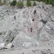 Укрепление скальных откосов фото