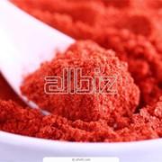 Перец красный молотый фото