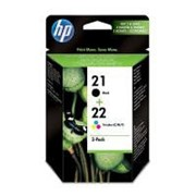 Картридж HP DJ No. 21+22 Combo Pack (C9351+C9352) Black+color (SD367AE) фото