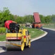 Дорожно- строительные работы фото