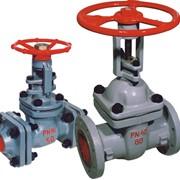 Задвижка стальная 300 Ру 25, 30с64нж (30с96нж) хл, вода, пар, газ, нефть фото