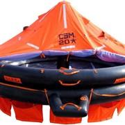 Плот спасательный 20МК новый 2012 г/вып фото