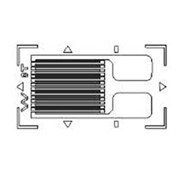 Металлический тензорезистор АА фото