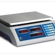 Торговые весы до 15 кг ВСП-15.2-4ТК фото