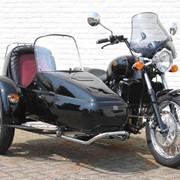 Мотоцикл с коляской Jawa фото