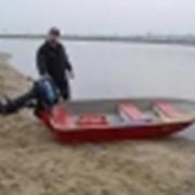 Лодки пластиковые от 3 метров до 4,30см, новые фото