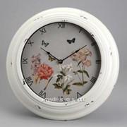 Часы Цветок фото