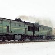 Международные железнодорожные перевозки грузов фото