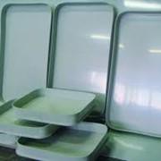 Поддоны пластиковые. фото