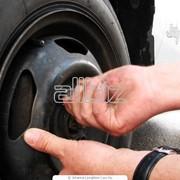 Ремонт боковых порезов грузовых, сельско-хозяйственных, промышленных шин, фото