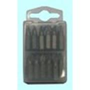 Биты крестовые РН3х 25мм в упаковке 24 шт. (FJS-186) (упак) фото