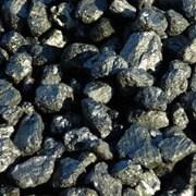 Уголь антрацит. фото
