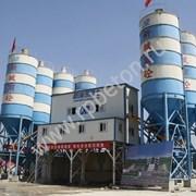 Бетонный завод лента HZS 180 / 2 фото