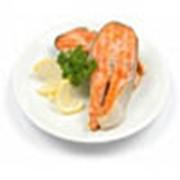 Горячие рыбные блюда La Rokka