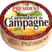Сыр Камамбер де Кампань Президент 250г фото