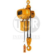 CТАЦ. Таль электрическая цепная TOR HHBD7.5-03 7,5 т 12 м фото