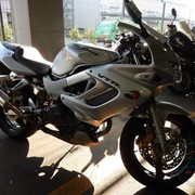 Мотоцикл спортбайк No. B5428 Honda VTR1000F фото