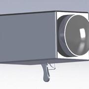 Портативное устройство для досмотра багажа фото