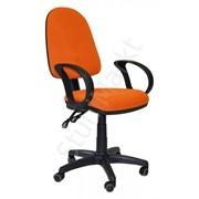 Офисное кресло для персонала Манго Оранж фото