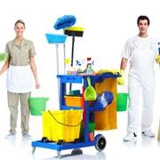 Клининговые услуги фото