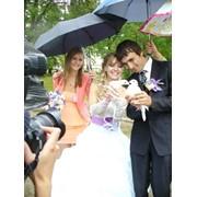 Видеосъемка свадьбы фото