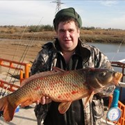 Рыбалка на базе Пеней фото