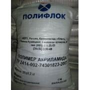 Полиакриламид сухой (Флокулянт ПАА) фото