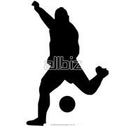 Щитки футбольные фото