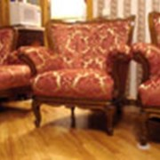 Ремонт стульев и кресел. фото