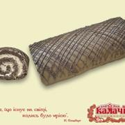 Кондитерский рулет Шоколадний от производителя фото